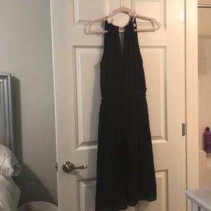 Michael kors mid length chain dress